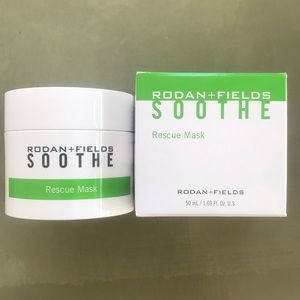 New! Rodan and Fields Soothe Rescue Mask
